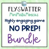 Vocabulary games BUNDLE Flyswatters Matamoscas SPANISH