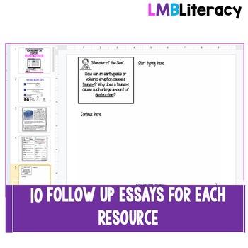 Vocabulary in Context DIGITAL BUNDLE, Reading Passages Grades 4-6