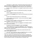 Vocabulary in Context: Sadlier Vocabulary Workshop E, Unit 1