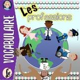 Vocabulary: les professions
