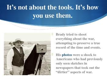 Vocabulary of Civil War Innovations