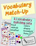Vocabulary picture match