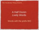 Bio Prefix Lesson