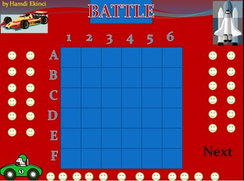 Vocabulary review with BATTLE GAME