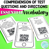 Comprehension of Test Questions and Directions:Essential V