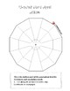 Vocabulary wheel-Garden and animals