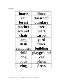 Vocabulary/Writing:  Simile