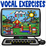 Vocal Carnival - Distance Learning - Easel Activity
