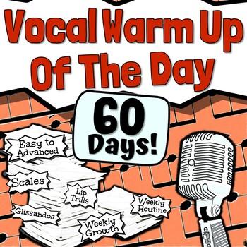 Vocal Warm ups & Sight Reading Exercises