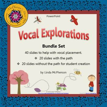 Vocal Exploration Bundle Set