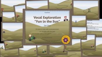 Vocal Exploration – Fun in the Sun - BUNDLE