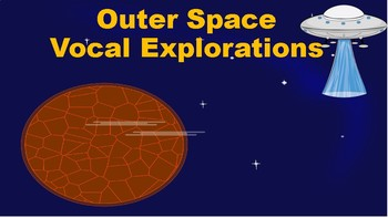 Vocal Exploration Outer Space