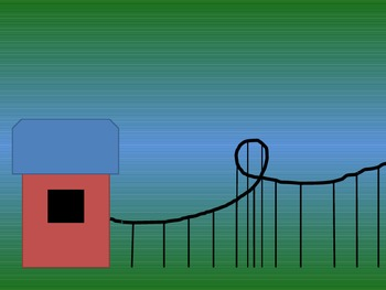 Vocal Exploration - Roller Coaster Visual Aids