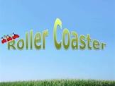 Vocal Exploration--Roller Coaster