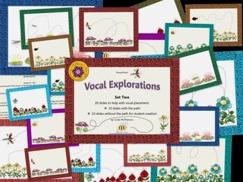 Vocal Exploration Set Two
