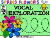 Vocal Exploration: Spring Time- help the bee pollinate the