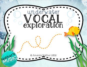 Vocal Exploration - Underwater