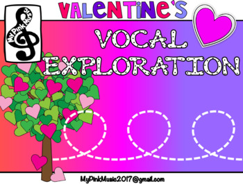 Vocal Exploration: Valentines go heart to heart