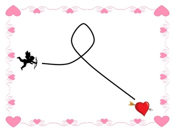 Vocal Exploration Visuals and Worksheet: Valentine Theme