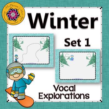 Vocal Exploration Winter Set 1