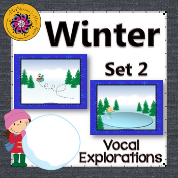 Vocal Exploration Winter Set 2