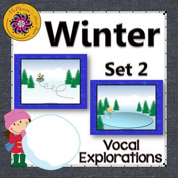 Vocal Exploration - Winter - Set 2