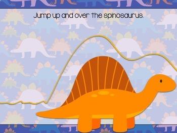 Vocal Explorations - Dinosaur Edition