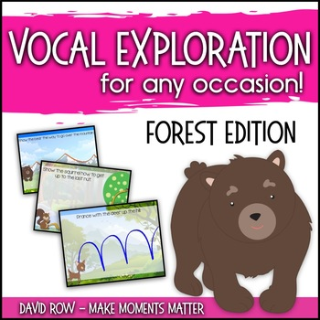 Vocal Explorations - Forest Edition