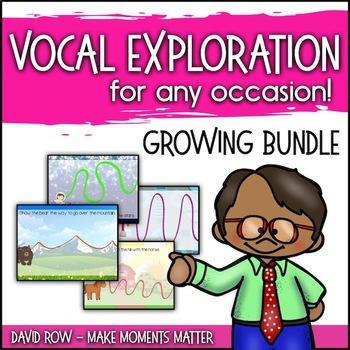 Vocal Explorations - Growing BUNDLE