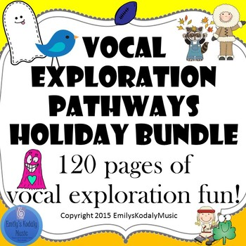 Vocal Explorations Holiday Bundle