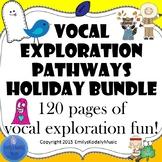 Vocal Explorations Holiday Bundle