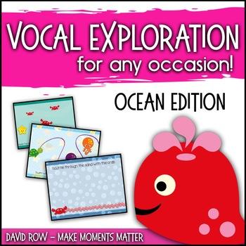 Vocal Explorations - Ocean Edition