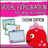 Vocal Explorations - Ocean Edition