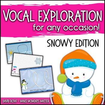 Vocal Explorations - Snowy Edition