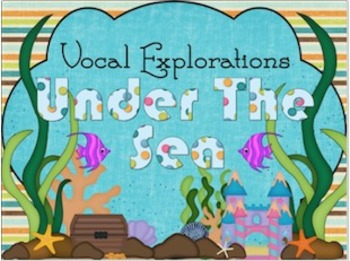 Vocal Explorations Under the Sea