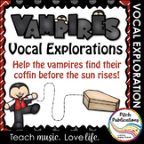 Vocal Explorations - VAMPIRES - Create + Compose Your Own