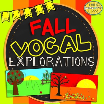 Vocal Explorations for Fall (PowerPoint Presentation)