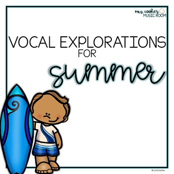 Vocal Explorations for Summer