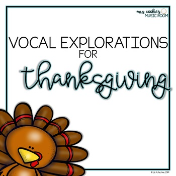Vocal Explorations for Thanksgiving