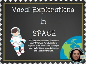 Vocal Explorations in SPACE