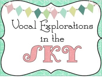 Vocal Explorations in the Sky