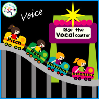 Vocal Prosody and Intonation - Oral expression & reader's voice