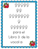 Las Vocales -Vocal a Bundle