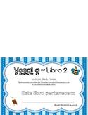 Vocal a - Libro 2