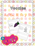 Vocales A E I O U