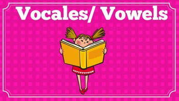 Vocales/ Vowels