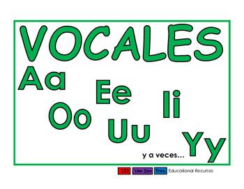 Vocales verde
