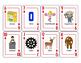 Vocalic AIR, EAR, & IRE Articulation Playing Cards