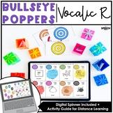 Vocalic R: Bullseye Popper Speech Language Therapy