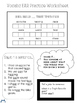 Vocalic R Bundle Homework Worksheets